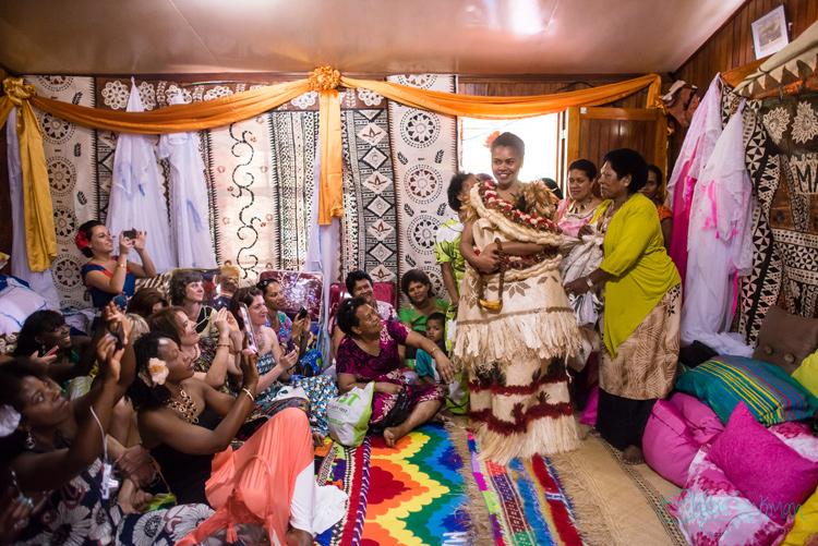 Mr And Mrs Phil Korologa S Quot Tevutevu Quot Traditional Fijian